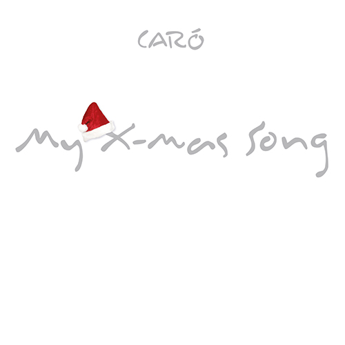 CD My X-mas Song von CARO